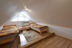 Chalupa Pohoda Demänová - spálňa poschodie (2 os.)