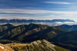 Nízke Tatry a Vysoké Tatry